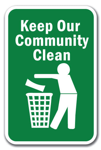 Keep Our Community Clean