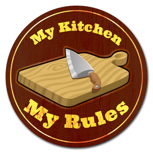 My Kitchen My Rules Circle