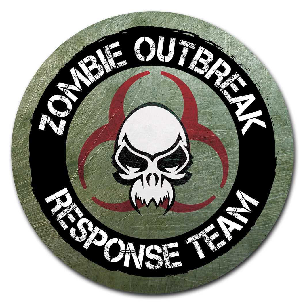 Zombie Outbreak Response Team Circle