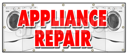 Appliance Repair Banner