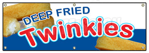 Deep Fried Twinkies Banner