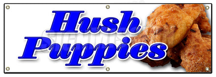 Hush Puppies Banner