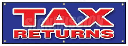 Tax Returns Banner