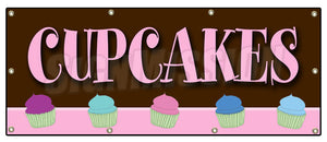 Cupcakes Banner