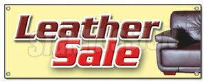 Leather Sale Banner