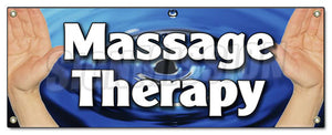 Massage Therapy Banner