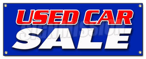 Used Car Sale Banner