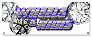 Wheels & Rims Banner