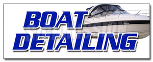 Boat Detailing Decal