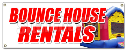 Bounce House Rentals Banner