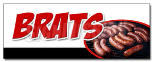 Brats Decal
