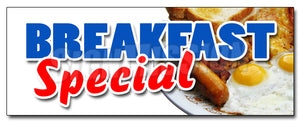 Breakfast Special Decal