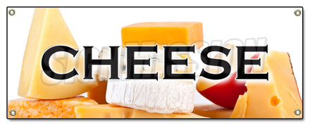 Cheese Banner