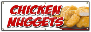 Chicken Nuggets Banner
