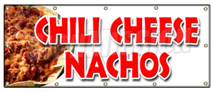 Chili Cheese Nacho Banner