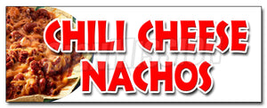 Chili Cheese Nacho Decal