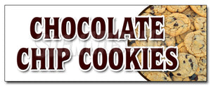Chocolate Chip Cookies Decal