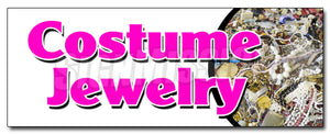 Costume Jewelry Decal