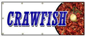 Crawfish Banner