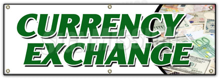 Currency Exchange Banner