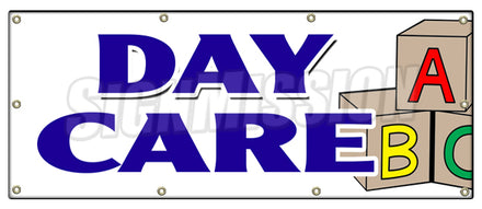 Day Care Banner
