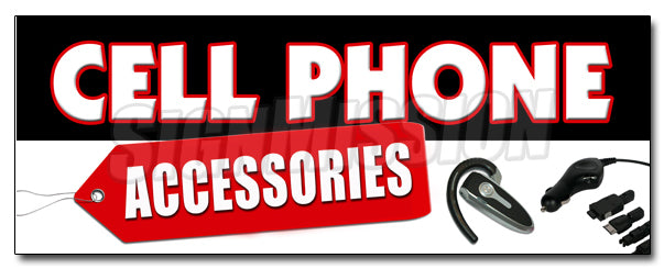Cell Phones Accessories Decal