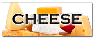 Cheese Decal
