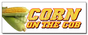 Corn Cob Decal