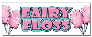 Fairy Floss Decal