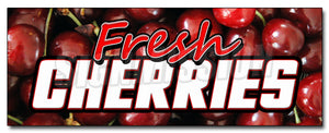 Fresh Cherries Decal