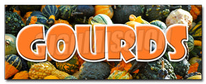 Gourds Decal