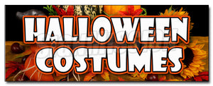 Halloween Costumes Decal