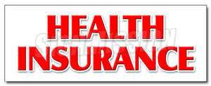 Health Insurance Decal