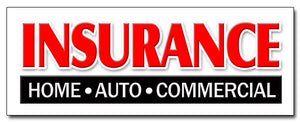 Insurance Home Auto Comm Decal