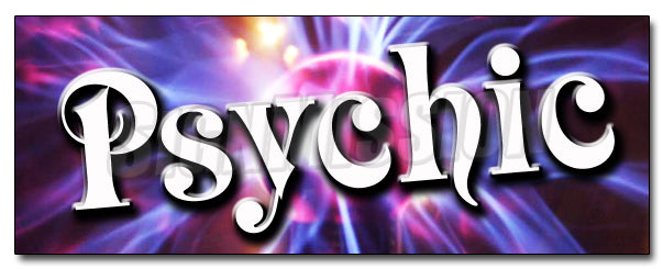 Psychic Decal