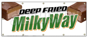 Deep Fried Milky Way Banner