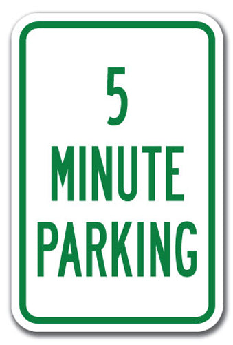 5 Minute Parking