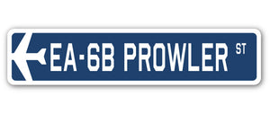 Ea-6b Prowler Street Vinyl Decal Sticker