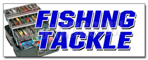 Fishing Tackle Decal