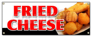 Fried Cheese Banner