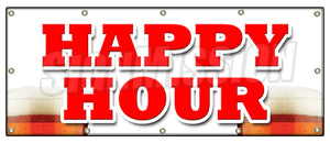 Happy Hour Banner