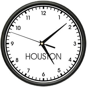 Houston Time