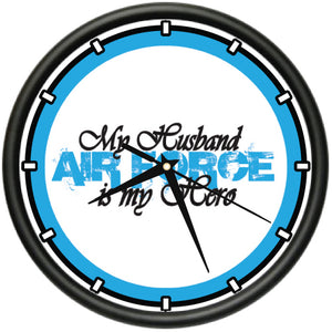 My Husband Is My Hero Air Force