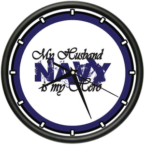 My Husband Is My Hero Navy