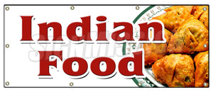 Indian Food Banner