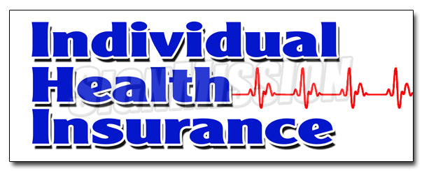 Individual Health Insura Decal
