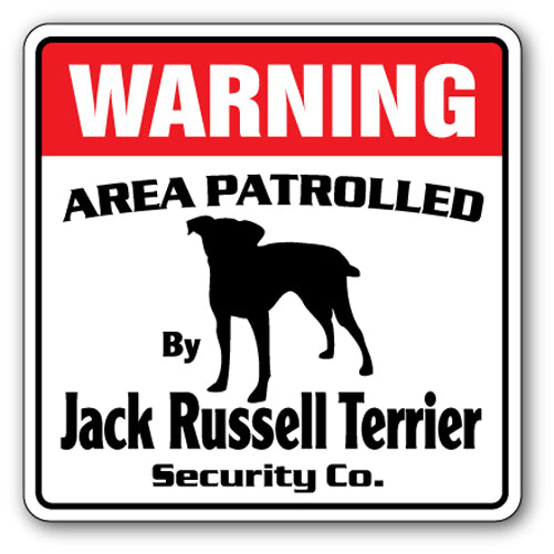 Jack RUSSell Terrier Security