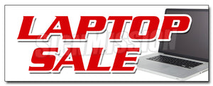 Laptop Sale Decal