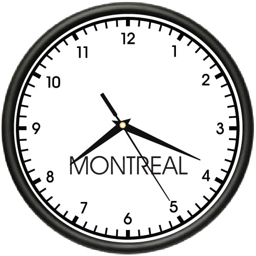 Montreal Time