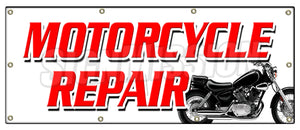 Motorcycle Repair Banner